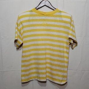 Vintage Bonjour International womens shirt sz L